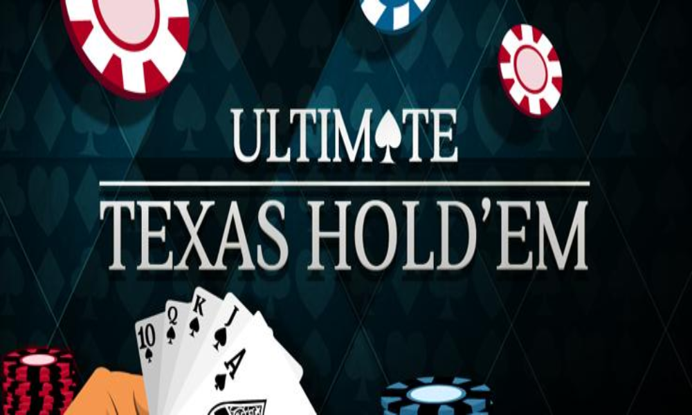 how to play ultimate texas holdem